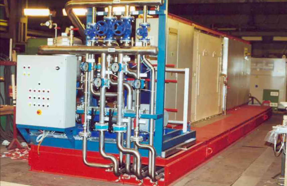 Inductotherm Boost Heating Systems